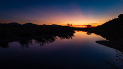 Salt River Sunset