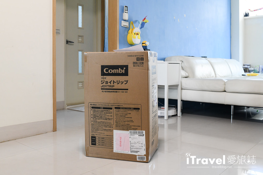 Combi兒童安全座椅 (4)