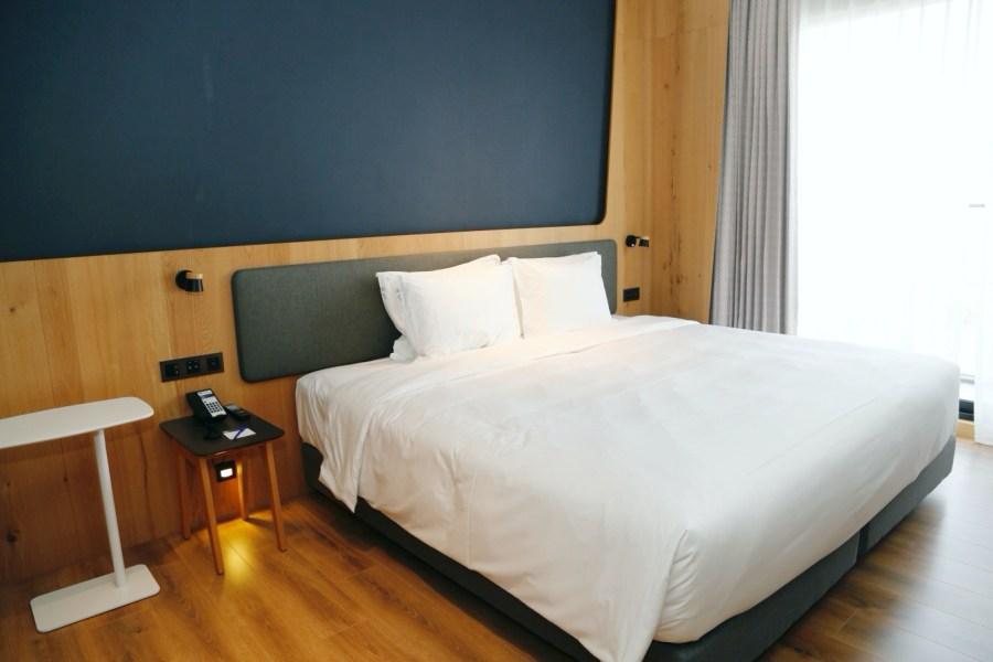 [嘉義住宿]嘉義智選假日酒店 Holiday Inn Express|嘉義後火車站最新IHG集團酒店~小資族也能輕鬆入住 @VIVIYU小世界
