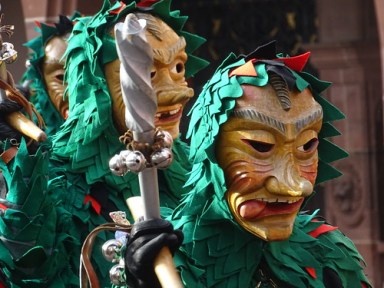 Image result for Fasching/Fasnacht