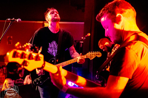 Gaz Brookfield & The Company of Thieves at INCIDER 2020