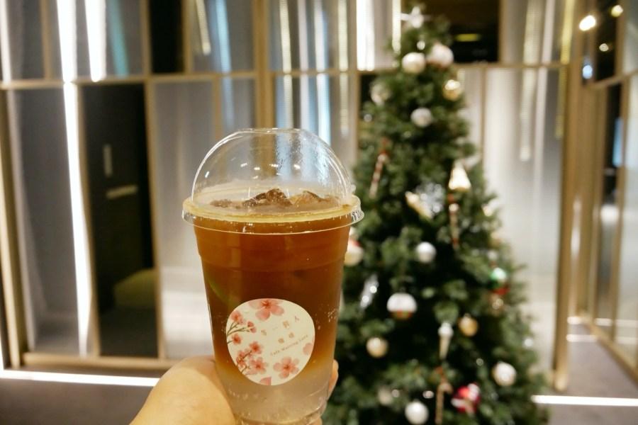 [台北美食]等一個人咖啡.101購物中心店|繁華百貨公司內一隅安靜處.飄滿著咖啡香 @VIVIYU小世界