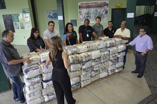 Doações de donativos no Vale do Aço - Foto Emmanuel Franco (6)