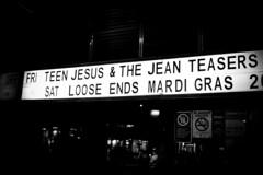 Teen Jesus & The Jean Teasers @ Oxford Art Factory, Sydney, 28th Feb 2020