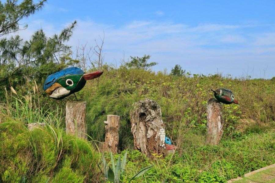 [新北景點]富貴角燈塔 台灣本島最北燈塔‧老梅石槽旁邊北海岸美麗景點 @VIVIYU小世界