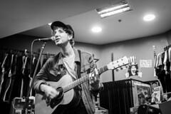 Jeremy Neale @ Redeye Records, Sydney, 5th Mar 2020