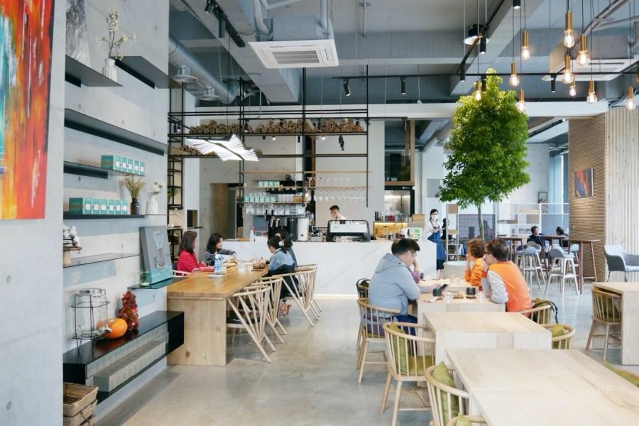 [桃園美食]Söt Café Bistronömy 禾林浮島|桃園高中旁時尚風格餐廳~試營運期間免服務費 @VIVIYU小世界