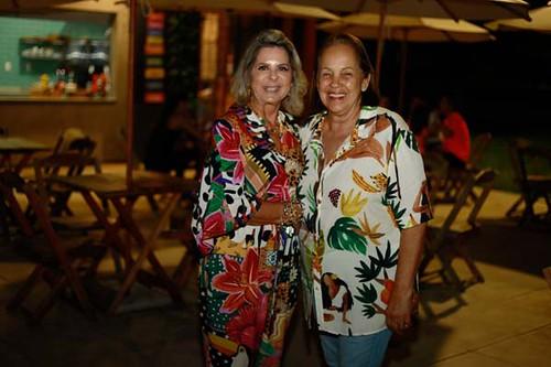 Carmelita e Mariza Barroso