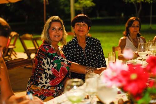 Carmelita e Laís Chevrand