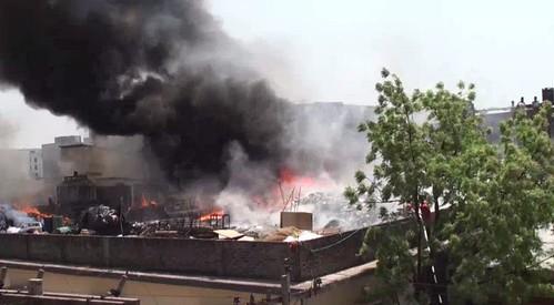 Gazipur-(3)- 28 March 2020-Fire At Konabari-4