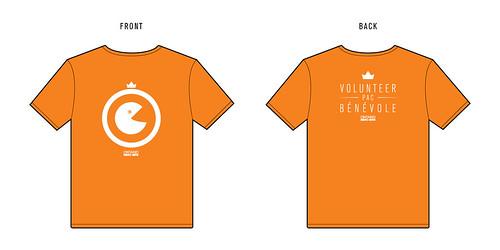ONDP PAC Volunteer T-Shirt & Logo