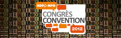ONDP 2014 Convention - Slide 1