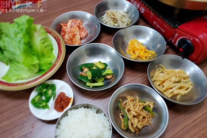 49734215973 9df905fe96 c - 巷弄內超低調的平價韓國料理,品川韓式小吃只有闆娘一人包內外場,用餐得有點耐心喔!