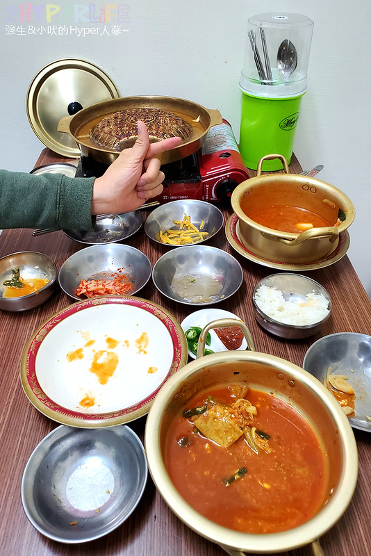 49735084892 71377296bd c - 巷弄內超低調的平價韓國料理,品川韓式小吃只有闆娘一人包內外場,用餐得有點耐心喔!