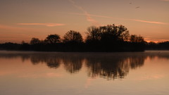 Nearly Sunrise, Dinton Pastures
