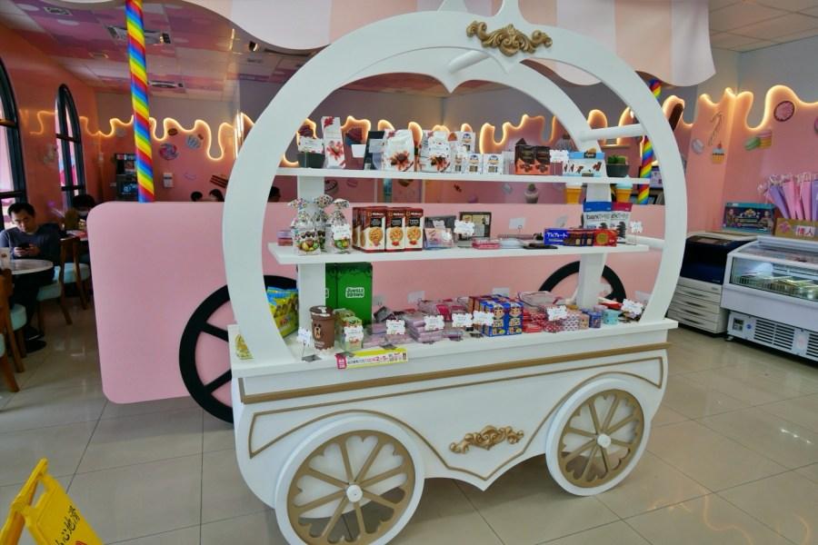 [台中旅遊]台糖月眉觀光糖廠 后里交流道附近的免費親子景點‧品嚐台糖冰棒看全台首座囪底隧道 @VIVIYU小世界