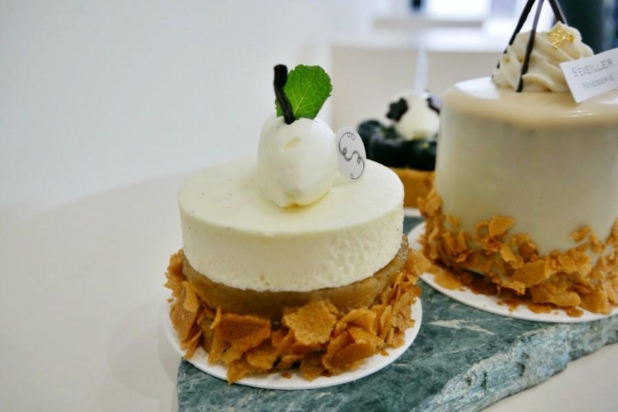 [台中美食]甦醒S'éveiller Pâtisserie|后里隱身在民宅之中的法式甜點~開賣1小時銷售一空! @VIVIYU小世界