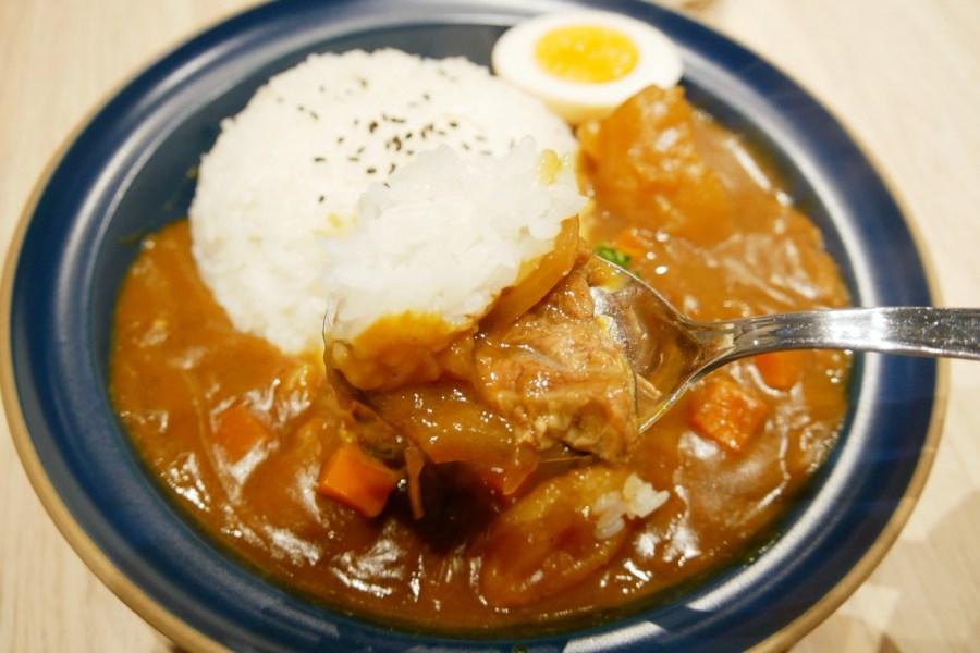 [桃園美食]MU Curry.暮 藝文特區裡G10 GO ! 市集對面新開咖哩專賣店‧咖哩愛好著的新去處 @VIVIYU小世界