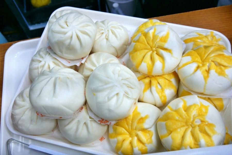 [桃園美食]松包子.桃園藝文店 食尚玩家OS桑的包子~老麵自然發酵個頭碩大的包子和饅頭 @VIVIYU小世界