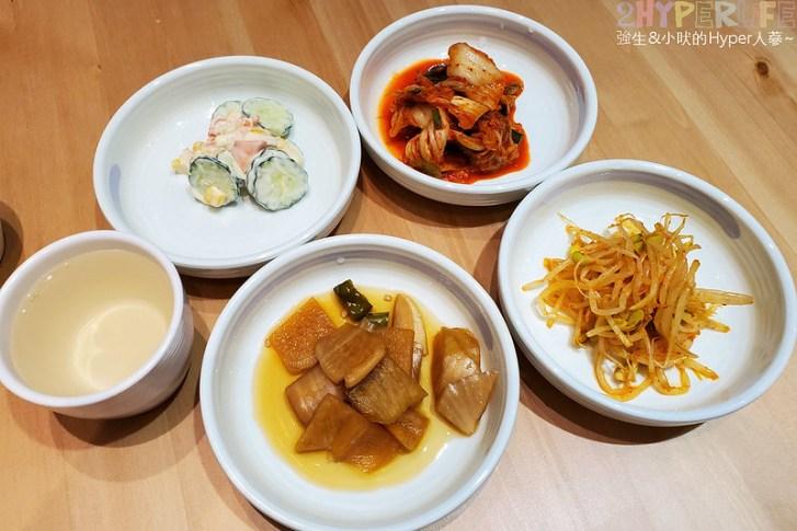49854623661 5248fd6bd1 c - 青海路上韓國老闆開的韓式料理,除了專賣比較少見的牛排骨湯飯,還有家常韓式餐點~