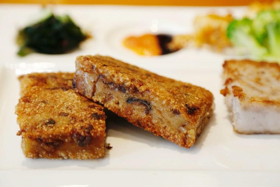 [苗栗美食]三義居鳩堂庭園茶屋 精緻的客家米食套餐.筷子可帶回家~庭院悠美並可參觀木雕作品 @VIVIYU小世界