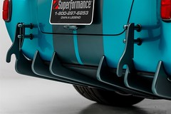 Superformance-MKIII-R-Cobra-Rear-License-Plate-Bumper