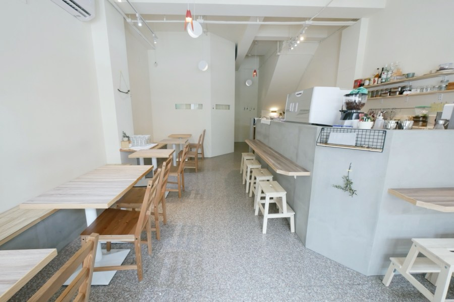 [桃園美食]Poffee Light|大湳森林公園附近~Poffee Canteen二店.刈包中西式合併.自製甜點 @VIVIYU小世界