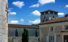Abbey of Chancelade, Dordogne