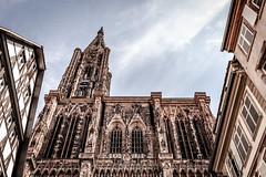Cathédrale de Strasbourg, 19 Août 2019