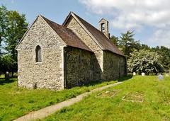 St Oswald's Church, Paddlesworth