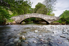 New Bridge on the River Derwent at Rosthwaite
