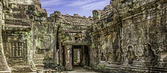 5911-2  The Magnificence of Preah Khan