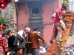 Sacrifices to Bhairab