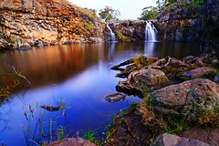 Turpins Waterfall by Sony A7RIV FE 16-35mm f2.8 GM