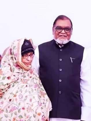 Gazipur-(1)- 29 June 2020-Minister AKM Mozammel's wife died-3