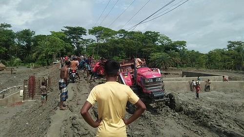 kalapara   pic  - 29.06.2020 - break road of troly. (1)