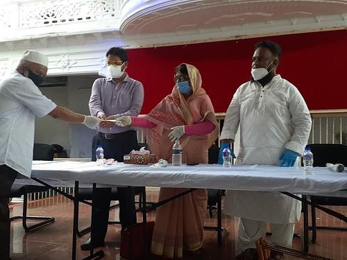 Gazipur-(2)- 30 June 2020-Cheque Distribute