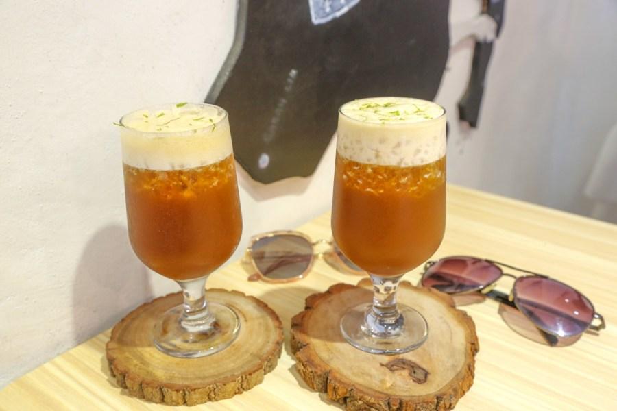 [馬祖南竿]南萌咖啡 南竿鐵堡附近的特色咖啡館~老宅變身暖色調咖啡館.甜點也很棒 @VIVIYU小世界