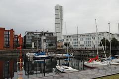 Malmö, Turning Torso - Suède