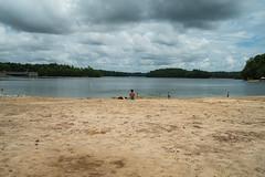 Laurel Lake dam
