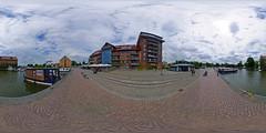 Neustrelitz - Hafen 360 Grad