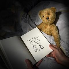 """""""BookWork at BedTime..."""""""