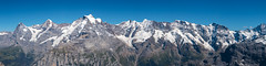Panorama view from Schilthorn