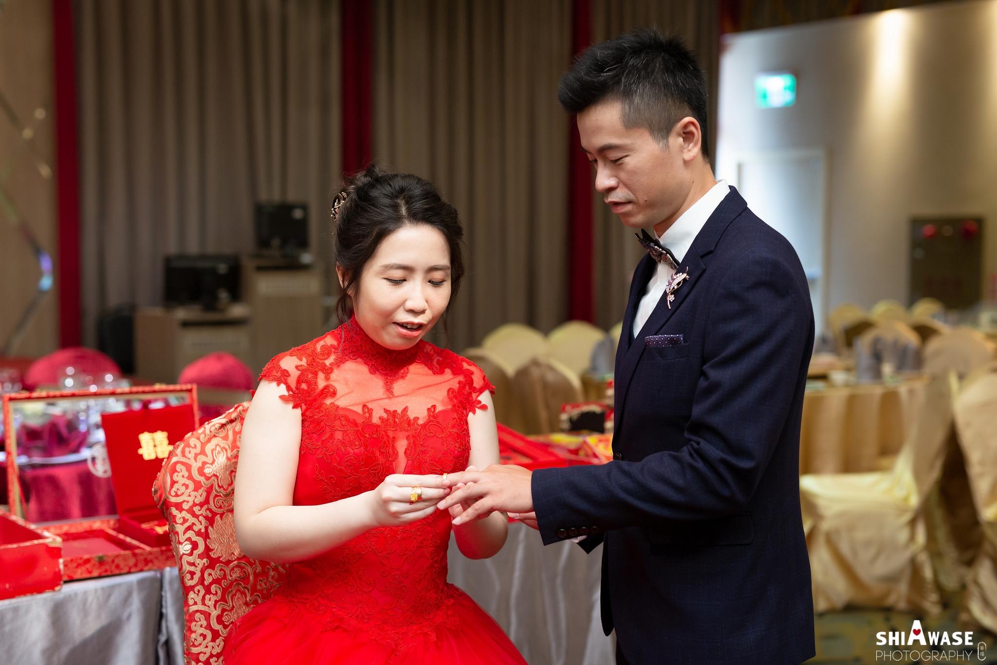 俊宇&鈺淳婚禮記錄_桃園晶宴沐劇場