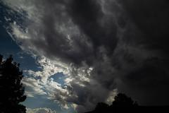 Nuances de gris, magie des nuages !!!