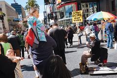 Hollywood Blvd, Los Angeles 2018