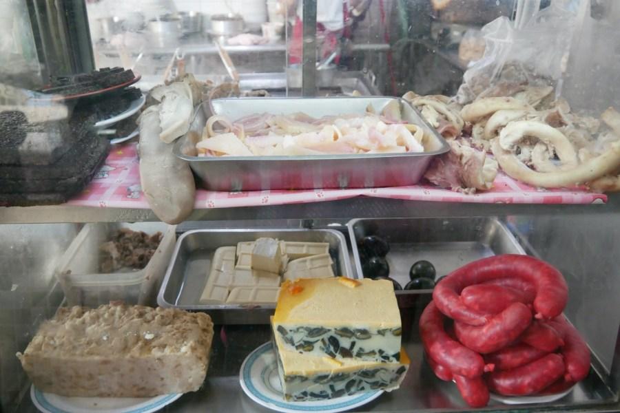 [嘉義美食]阿吉麵攤|民雄銅板美食小吃~麵好大碗經濟又實惠.學子們的最愛 @VIVIYU小世界