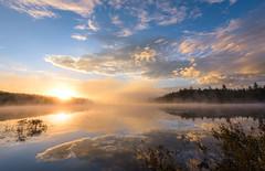 Cheney Pond Sunrise