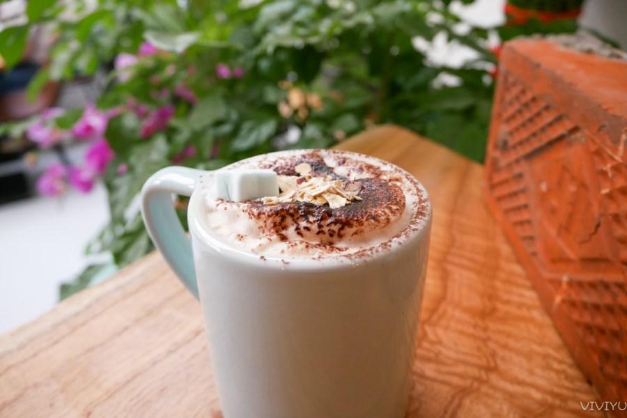 [桃園美食]堤貝街咖啡 Tibet st. cafe 桃園咖啡.藝文特區藏匿於巷弄之中~早午餐.下午茶.手沖咖啡 @VIVIYU小世界