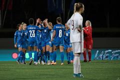 ICELAND 9 - 0 LATVIA